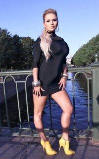 Ноги Анны Семенович