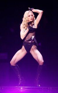 1. Ноги Мадонны