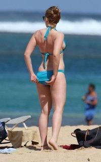 11. Попа Scarlett Johansson фото